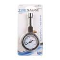 Deluxe Dial Tire Gauge, 5 to 60 PSI