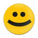 Magnetic GoBadge, Smile