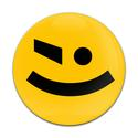 Magnetic GoBadge, Smiley