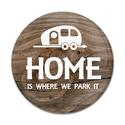 Magnetic GoBadge, Home