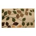 Leaf Accent Rug, 20
