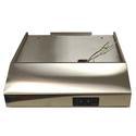 Ductless Range Hood - 12 Volt - Stainless Steel