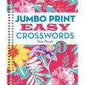 Jumbo Print Crosswords