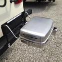 Grill Bumper Arm Assembly
