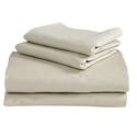 Twin Travasak Sheets, Ivory