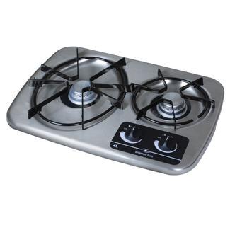 Wedgewood Vision 17 Drop-In 2-Burner Cook Tops - Stainless Steel