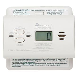 Atwood LED Digital CO Alarm