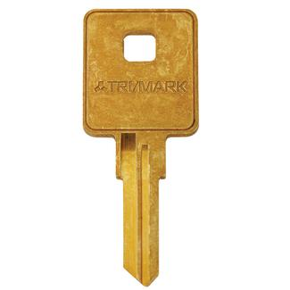 Extra Key for Entrance Door Lock Without Deadbolt