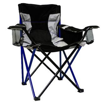 Elite Quad Chair, Blue