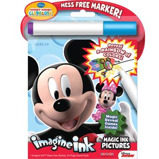 Imagine Ink Magic Ink - Disney Mickey Mouse Clubhouse