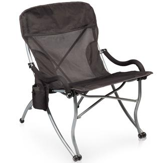 PT-XL Black Camp Chair