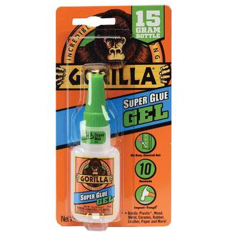 Gorilla Glue Super Glue Gel
