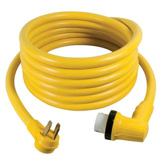 50 Amp RV Right Angle Cordset 30'