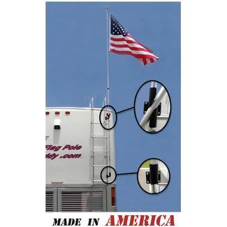 Flag Pole Buddy 22' Kit