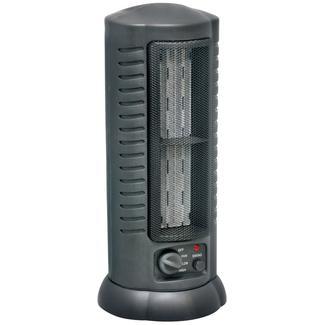 Oscillating Tower Heater/Fan