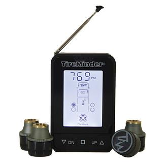 TireMinder TM66 Wireless Tire Pressure Monitoring System with Booster, 4-Wheel