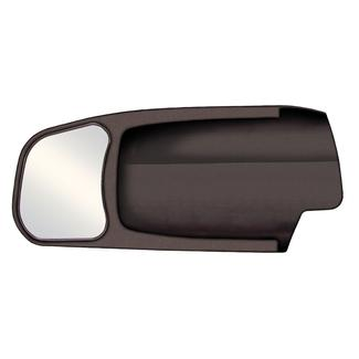 CIPA Custom Tow Mirrors for Dodge Ram 2009-2017 1500/2500/3500, Driver Side