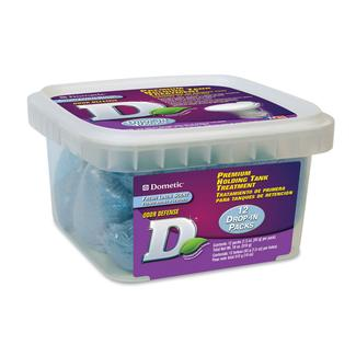 Dometic Premium Holding Tank Treatments, 12 Pack Drop-Ins