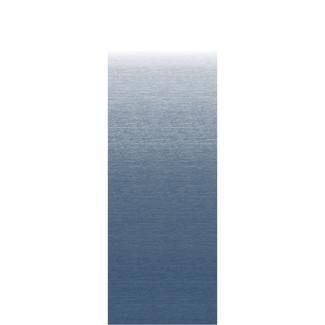 Universal Linen Fade Vinyl Replacement Patio Awning Fabrics, Azure 17'