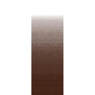 Universal Linen Fade Vinyl Replacement Patio Awning Fabrics, Bark 16'