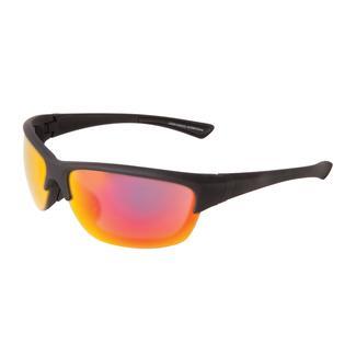 Men's Black Matte Sunglasses
