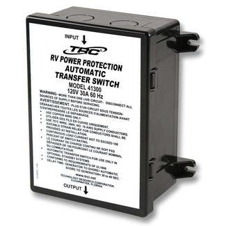 TRC 30 Amp Automatic Transfer Switch