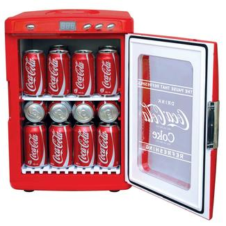 Coca Cola Display Cooler - 28 Can Capacity