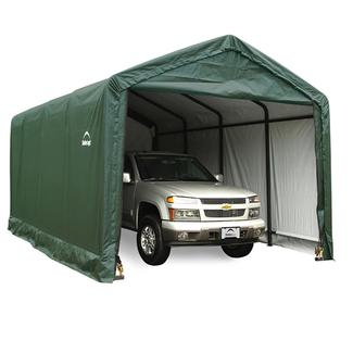 ShelterTUBE Storage Shelter 12 x 20 x 11 Green Cover