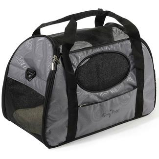Carry-Me Pet Carrier, Large, Gray Shadow