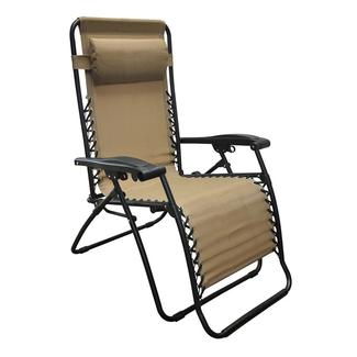 Oversized Zero Gravity Recliner, Beige