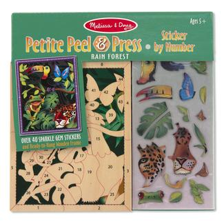 Petite Peel & Press, Rain Forrest