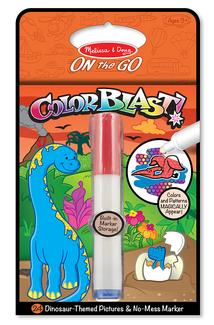 On The Go Color Blast Dino