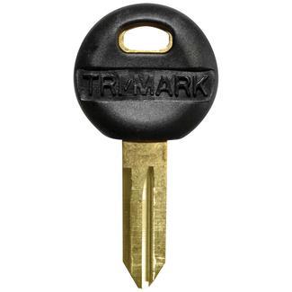 Key Blanks For Motorhome Door Locks Without Deadbolt