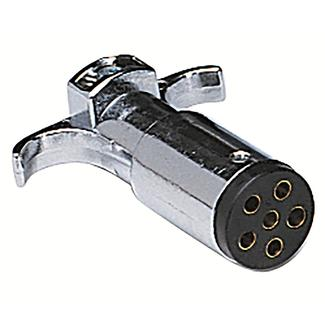 6 Round Trailer Connector