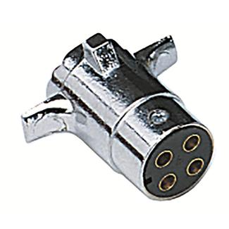4 Round Trailer Connector