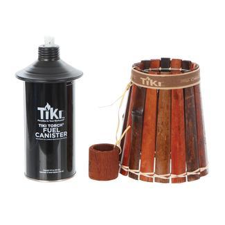 Tabletop Tiki Torch