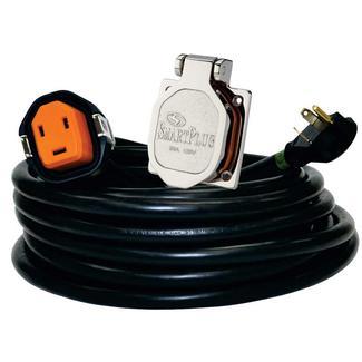 30 Amp SmartPlug 30' RV Cordset & Inlet