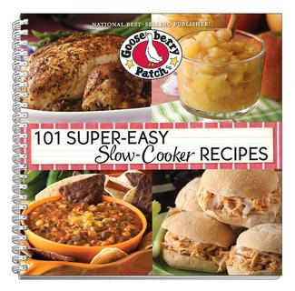 Gooseberry Patch Slow Cooker Cookbook