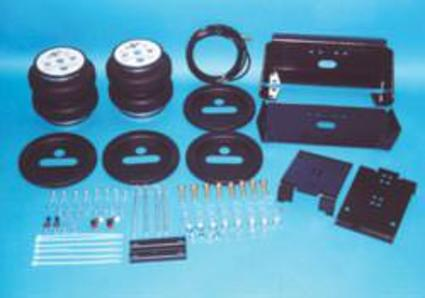 Super Duty Air Springs, Rear - '93-'02 Chevy P-30,32 Class A Motorhome over 14,500 GVWR