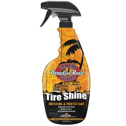 Paradise Road Tire Shine