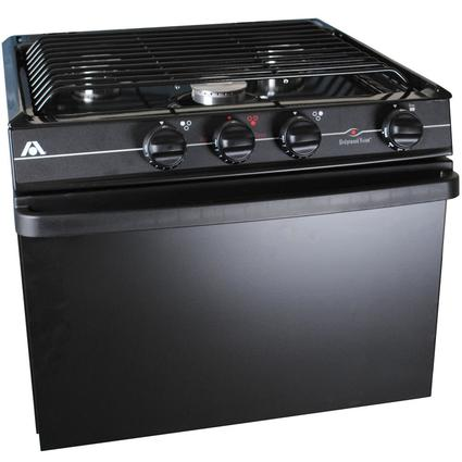 Wedgewood Vision 3-Burner Ranges - 17
