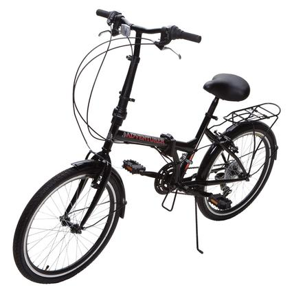 Adventurer 12-Speed Folding Bike