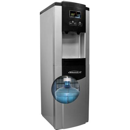 Bottom Load Aqua Sub Water Cooler with VFD Display & LED Light Sensor