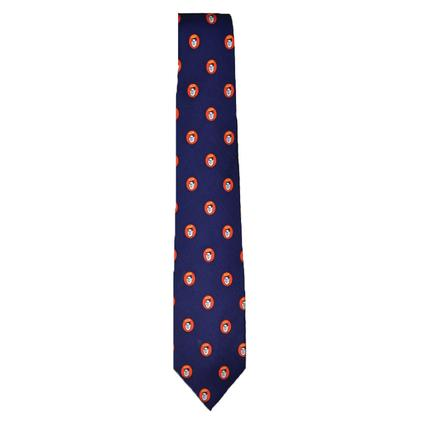 Good Sam Four-in-Hand on Navy Background Tie