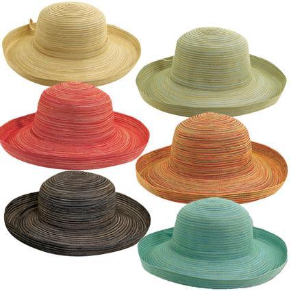 Ladies Sun Bucket Hat