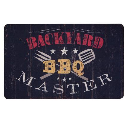 Backyard BBQ Master Mat