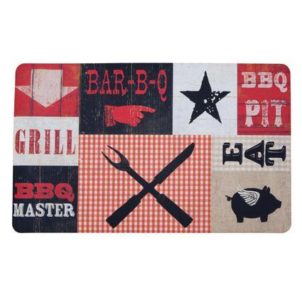 BBQ Pit Mat