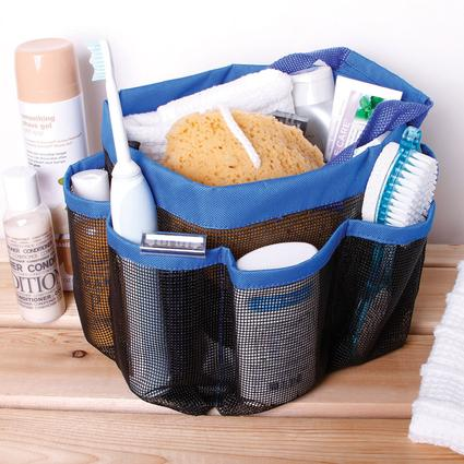 8-Pocket Shower Caddy