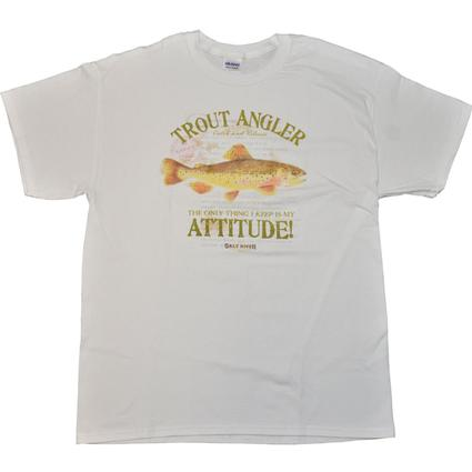 Men's Fishing T-Shirt - Large