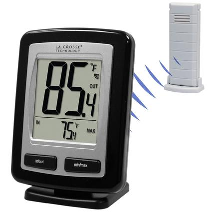 Portable Wireless Weather Station